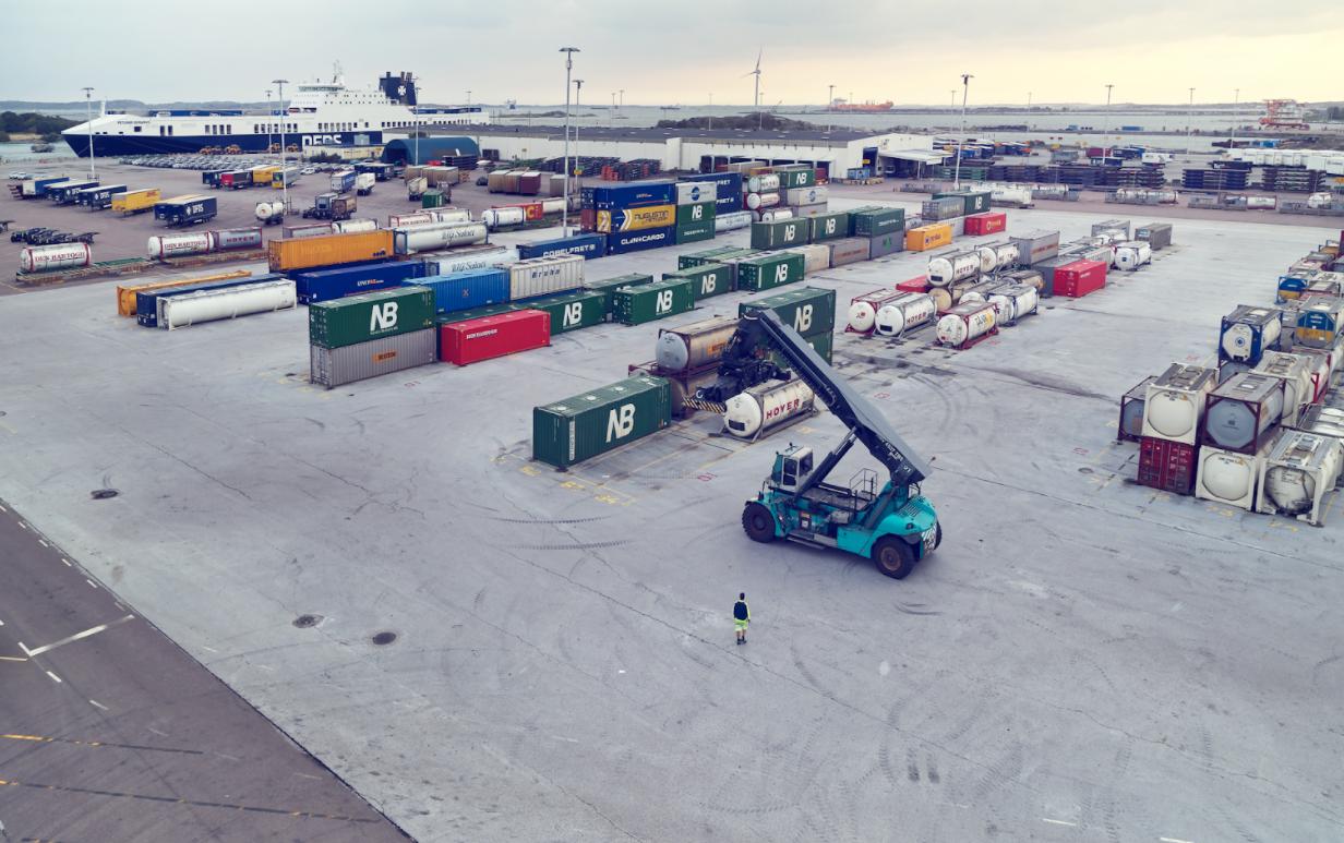 Logistikzentrum EU AWARD